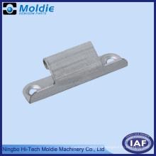 Produção de peças para o sistema de porta de carimbo
