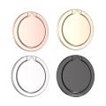 Porte-bagues Pour porte-bagues de téléphone cellulaire, personnalisez le stent à anneau logo
