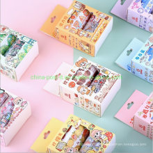 Both Pet and Paper Material Masking Tape DIY Your Books