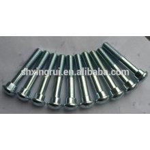 grade 8.8 zinc plated track bolt for railway