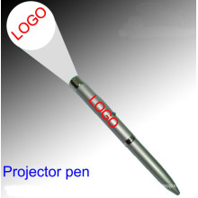 OEM Logo Print Projective Pen for Promotion Souvenir