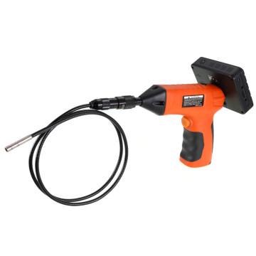 Heavy equipment engine diagnostic tools flexible snake scope high resolution borescope camera