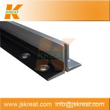 Elevator Parts Guiding System T78/B Machined Guide Rail