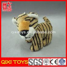 Llavero tigre felpa suave y felpa tigre de encargo lindo de encargo