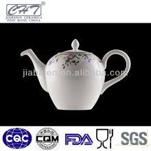 A062 High quality with new design porcelain portable decorative tea kettle set