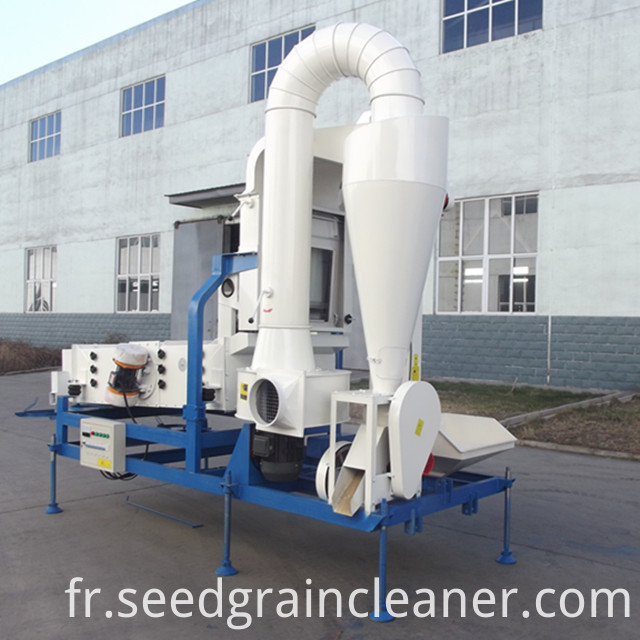 cereal cleaning machine