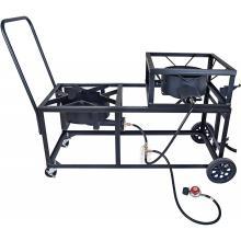 Outdoor High Pressure Cast Iron Propane Burner