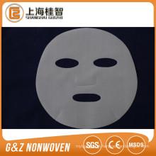 lapidação de pano para máscara de seda Máscara de PE máscara de apoio