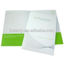 Pocket presentation folders a4 a5 size