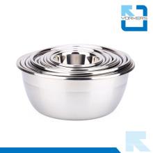 Multi-tamaño de acero inoxidable de alta calidad de mezcla de Bowl Seasoning Pot