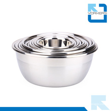 Multi-Size High Quality Stainless Steel Mixing Bowl Seasoning Pot