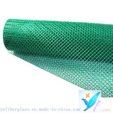10мм * 10мм 100G / M2 Стеклоткани для стены