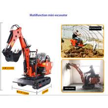 Digger Hydraulic Bucket Crawler Mini Excavator for Sale