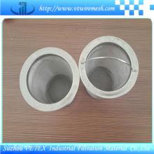 Cilindro de filtro SUS 304L Vetex