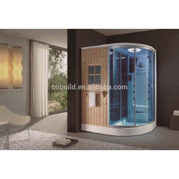 К-705one лица портативная паровая сауна влажного пара душевая комната с сауной