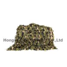 Камуфляжная сетка с веревкой Selvedge, Цвет пустыни Camo Net (HY-C010)