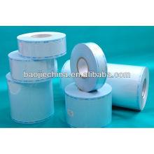 rollo de papel de esterilización consumible médico