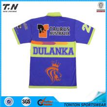 Dri Fit Racing Polo Shirt