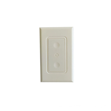 Interruptor de luz tenue wifi en pared