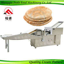 Kommerzielle industrielle vollautomatische Pita Brot Produktionslinie