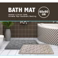 Deluxe Memory Foam Bath Mat