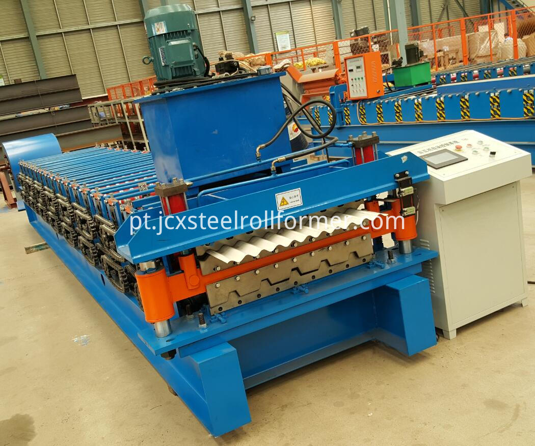 double layer sheet making machine