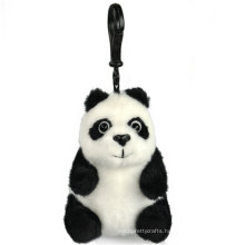 Promotion Gift Mini Keychain Stuffed Soft Toy Panda Plush Toy