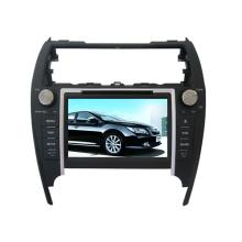 2din carro DVD Player apto para Toyota Camry 2012-2014 EUA versão Médio Oriente com rádio TV estéreo de Bluetooth GPS sistema de navegação