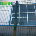 Galvanized Commercial Steel Curved 3d Wire Mesh Pagar