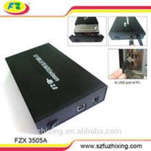 """USB2.0 TO 3.5""""SATA Hard Disk Case HDD Enclosure"""
