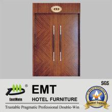 Portas do quarto de hotel de luxo (EMT-HD10)