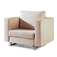 Single Wing Chair Bed Chaise Lounge Sofa