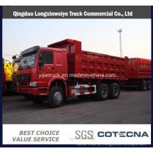 Caminhão basculante Sinotruk HOWO 6X4 16cbm