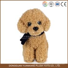 Atacado Bonito Pelúcia Marrom Teddy Dog Toy