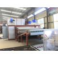 Furniertrockner für Pappelholz