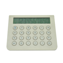 12 chiffres Office Desktop Super Thin Calculator