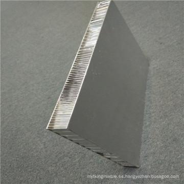 Paneles de núcleo de panal de aluminio grueso de 25 mm