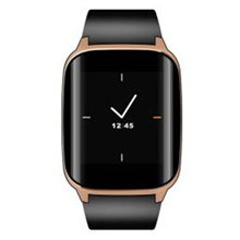 Real-time trackingpositie, slim horloge