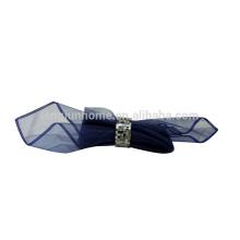 CBM-MLNR Bague à serviette en métal noir