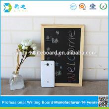 """wooden desk chalkboard christmas celebrate board 7.9*11.8"""" size custom"""