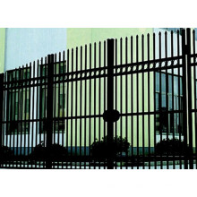 Powder Coated Zinc Steel Fence Gate