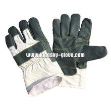 Volle Palm Möbel Leder Winter Arbeit Handschuh-4018