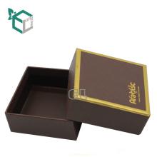 Роскошные необычные бумажные формы книги бумажная Коробка шоколада упаковывая с крышкой