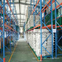 Chemical Factory Warehouse Pallet Rack Storage Shelf