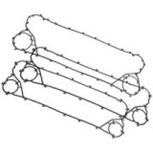 Уплотнение пластинчатого теплообменника