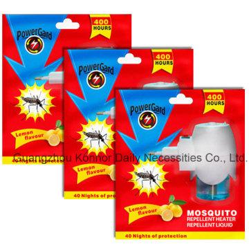Knock Out Eléctrico Mosquito Repeller 45ml Liquid Set