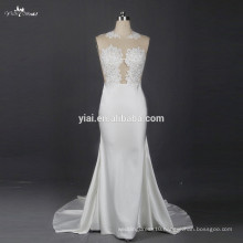RSW792 Sexy See Through Corset Lace Bodice Wedding Anniversary Dresses Gifts