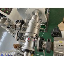 3 layers UPVC  water pipe making machine