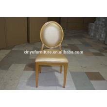 Restaurant banquet gold aluminum chair XYN1074