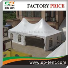 5x10m hajj Festzelt Zelt beliebt in Mittleren Osten Ländern mit undurchsichtigem Dach (Aluminium Pole hat keine Kanäle)